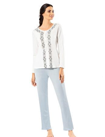 Şahinler - Sahinler Woman Pajama Set MBP24405-2
