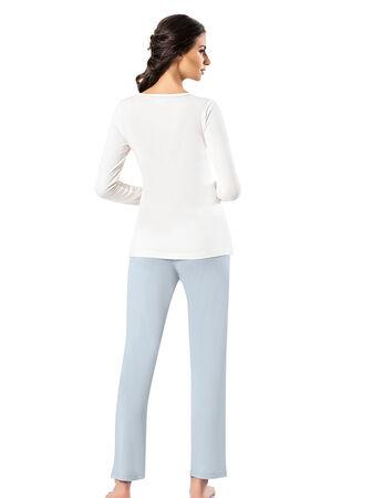 Şahinler - Sahinler Woman Pajama Set MBP24405-2 (1)