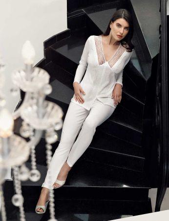 Şahinler - Sahinler Woman Pajama Set MBP24409-1