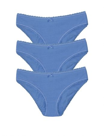 Şahinler - Sahinler Women 3-Pack Panties MB3070-MV