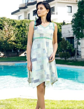 Şahinler - Şahinler Women Dress MBP24015-2