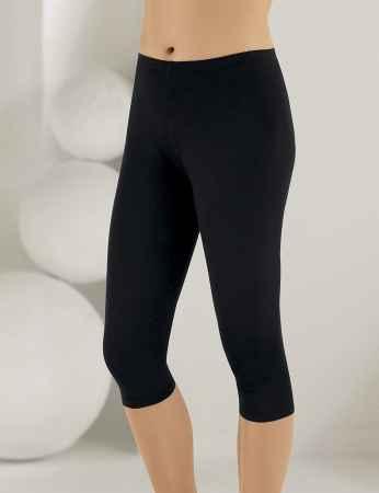 Sahinler Women Leggings Black MB882 - Thumbnail