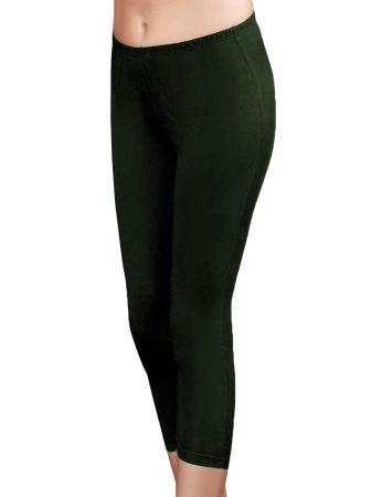 Şahinler - Sahinler Women Leggings Dark Green MB3025