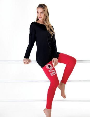 Şahinler - Sahinler Women Leggings Set MBP24606-1