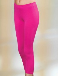 Şahinler - Sahinler Women Leggings Side Seam Fuchsia MB3025