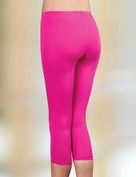 Şahinler - Sahinler Women Leggings Side Seam Fuchsia MB3025 (1)