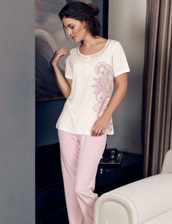 Şahinler - Şahinler Women Pajama Set MBP24103-1