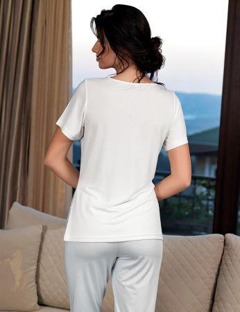 Şahinler - Şahinler Women Pajama Set MBP24103-2 (1)