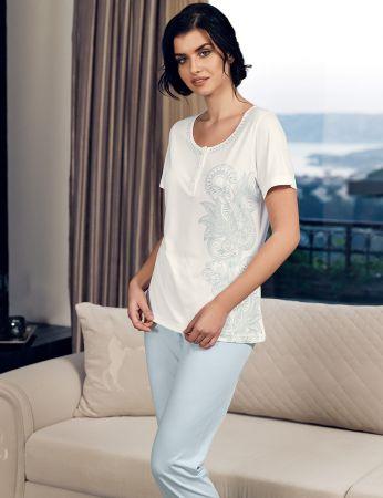 Şahinler - Şahinler Women Pajama Set MBP24103-2