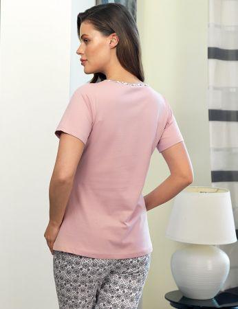 Şahinler - Şahinler Women Pajama Set MBP24113-1 (1)