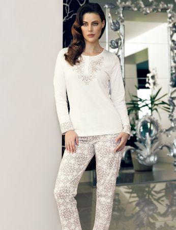 Şahinler - Şahinler Women Pajama Set MBP24116-1