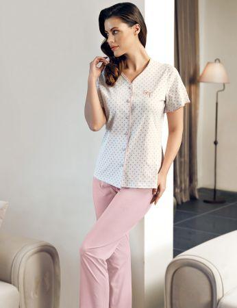 Şahinler - Şahinler Women Pajama Set MBP24129-1