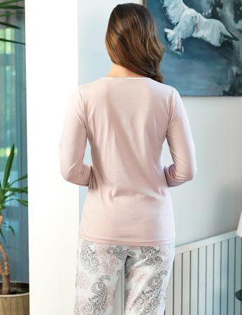 Şahinler - Şahinler Women Pajama Set MBP24132-1 (1)