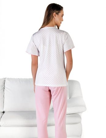 Şahinler - Sahinler Women Pajama Set MBP24601-1 (1)