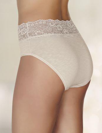 Şahinler - Sahinler Women Panties Bej D-3058 (1)