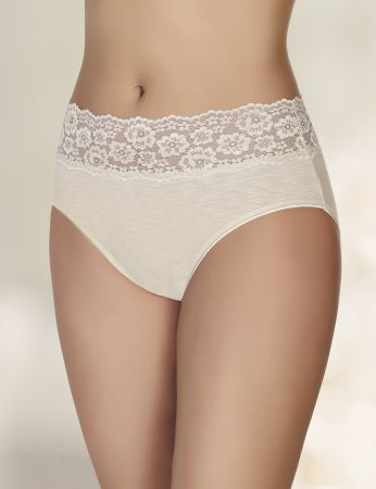 Şahinler - Sahinler Women Panties Bej D-3058