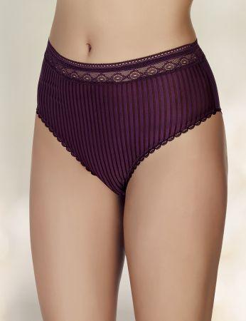 Şahinler - Sahinler Women Panties Damson D-3055