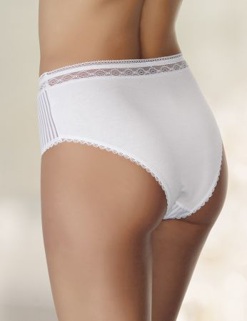 Şahinler - Sahinler Women Panties White D-3055 (1)
