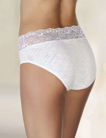 Şahinler - Sahinler Women Panties White D-3058 (1)