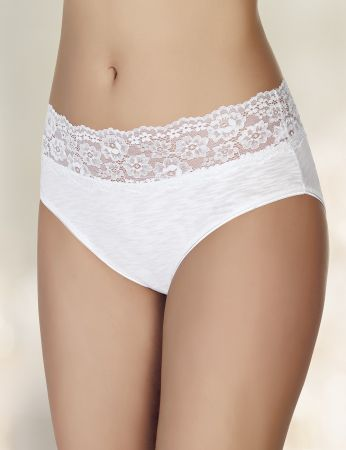 Şahinler - Sahinler Women Panties White D-3058