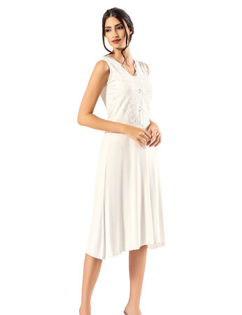 Şahinler - Woman Nightgown & Morning Gown Set MBP24412-1 (1)