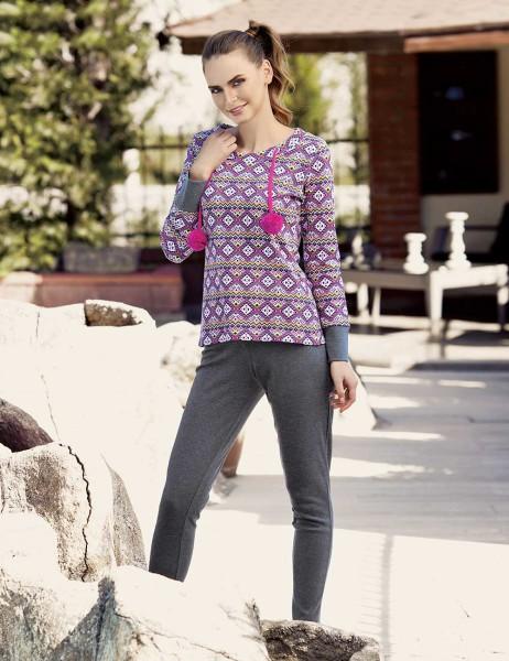 Sahinler Женская пижама mbp23002-1