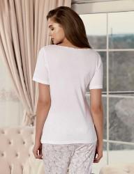 Şahinler - Sahinler Женская пижама mbp23406-1 (1)