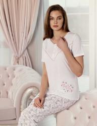 Şahinler - Sahinler Женская пижама mbp23406-1
